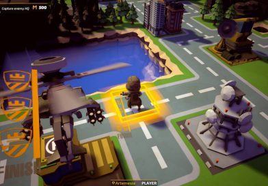 Tiny Metal Coming To Nintendo Switch On November 21, 2017