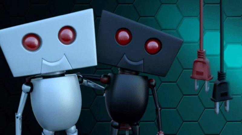 Twin Robots PS Vita PS4