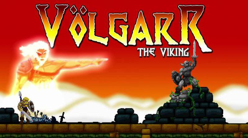 Volgarr The Viking Nintendo Switch