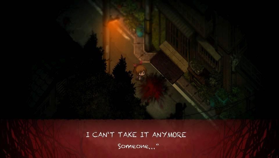 Yomawari: Midnight Shadows PS Vita