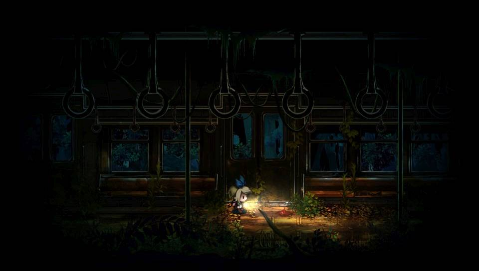 Yomawari: Midnight Shadows PS Vita