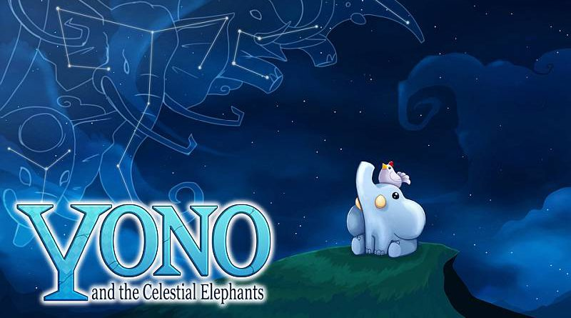 Yono and the Celestial Elephants Nintendo Switch