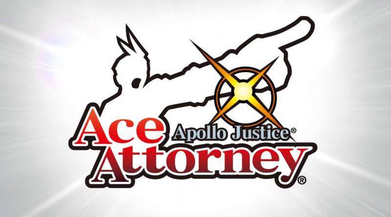 Apollo Justice: Ace Attorney Nintendo 3DS