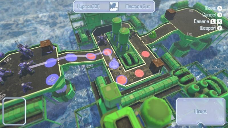 ACORN Tactics Nintendo Switch