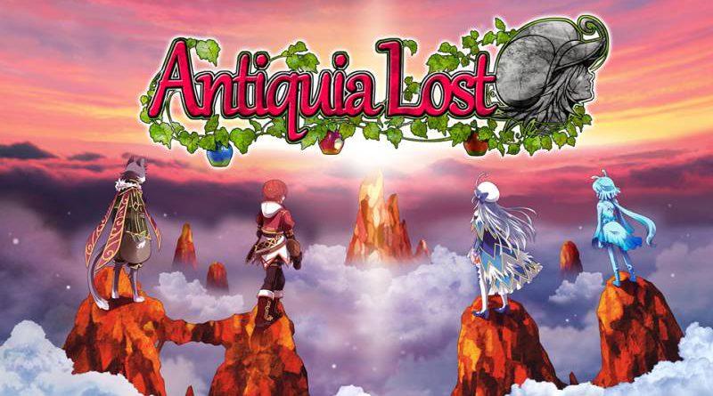 Antiquia Lost Nintendo Switch