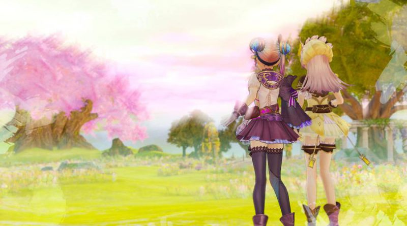 Atelier Lydie & Suelle: The Alchemists and the Mysterious Paintings Nintendo Switch PS4