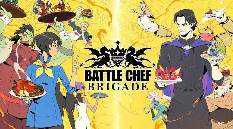 Battle Chef Brigade Nintendo Switch