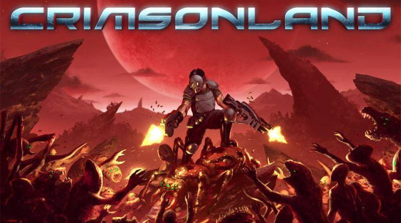 Crimsonland Nintendo Switch