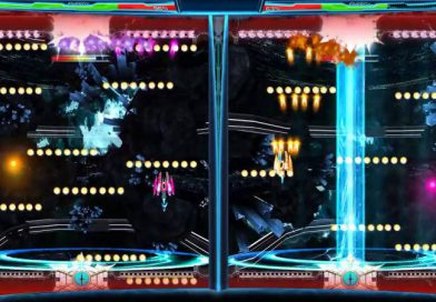 Dimension Drive Arrives On Nintendo Switch On December 7, 2017