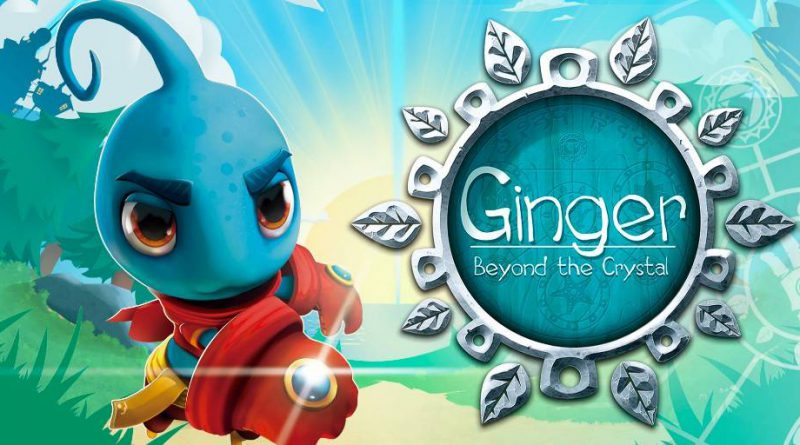 Ginger: Beyond the Crystal Nintendo Switch