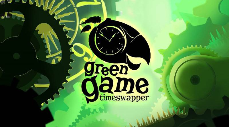 Green Game: TimeSwapper Nintendo Switch
