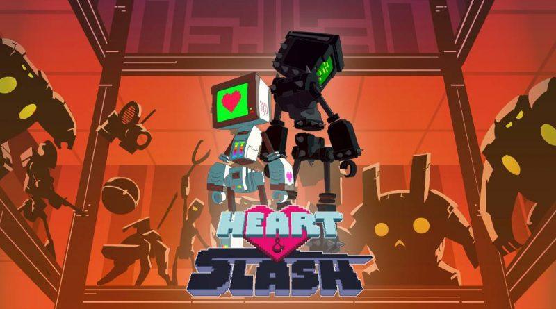 Heart & Slash Nintendo Switch