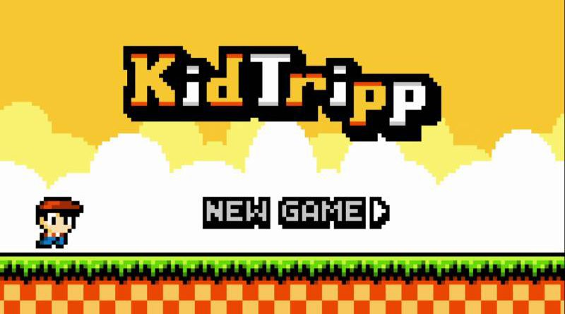 Kid Tripp Out Now For Nintendo Switch