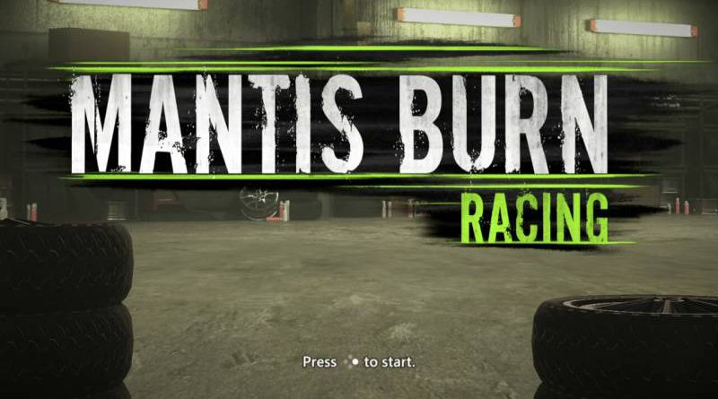 Mantis Burn Racing Nintendo Switch