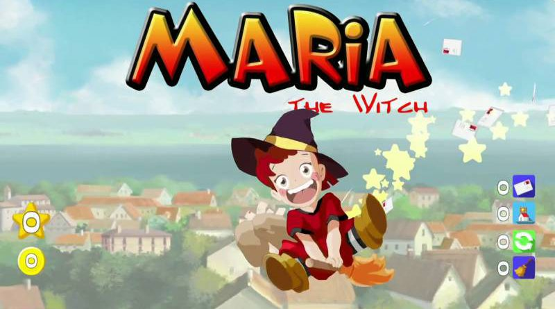 Maria The Witch Nintendo Switch