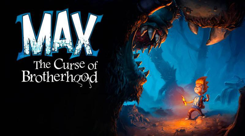 Max: The Curse of Brotherhood Nintendo Switch