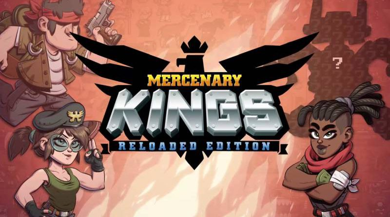 Mercenary Kings Reloaded Edition PS Vita PS4