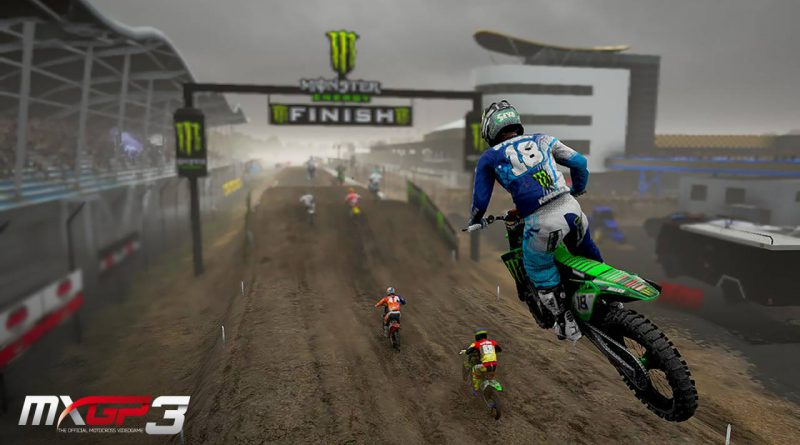 MXGP3: The Official Motocross Videogame Nintendo Switch