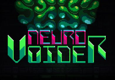 Twin Stick Shooter NeuroVoider Possibly On Its Way To PS Vita