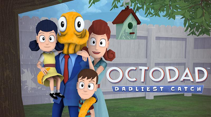 Octodad: Dadliest Catch Nintendo Switch