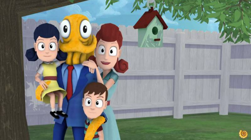 Octodad: Dadliest Catch Nintendo Switch
