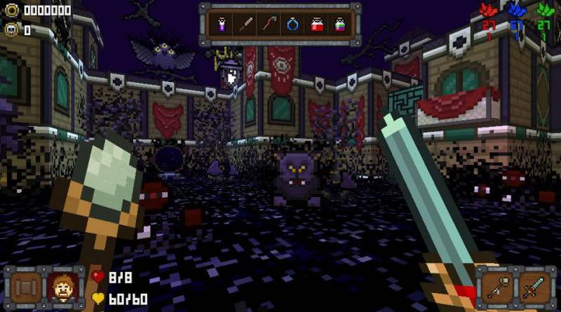 One More Dungeon PS Vita PS4 Nintendo Switch
