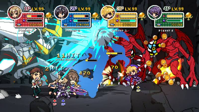 Phantom Breaker: Battle Grounds Overdrive Nintendo Switch