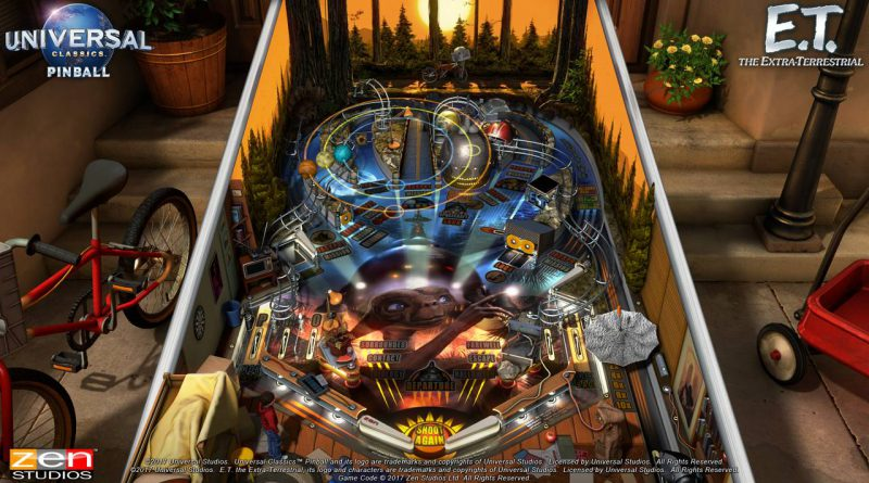 Pinball FX3 Nintendo Switch