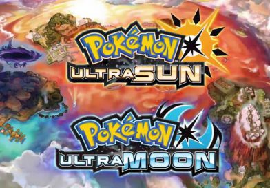 Pokemon Ultra Sun and Pokemon Ultra Moon Available Now For Nintendo 3DS