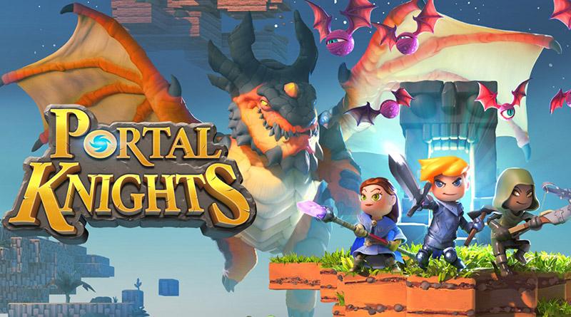 Portal Knights Nintendo Switch