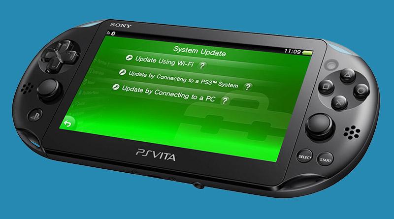 PS Vita System Update 3.67