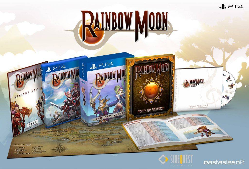 Rainbow Moon Limited Edition PS4