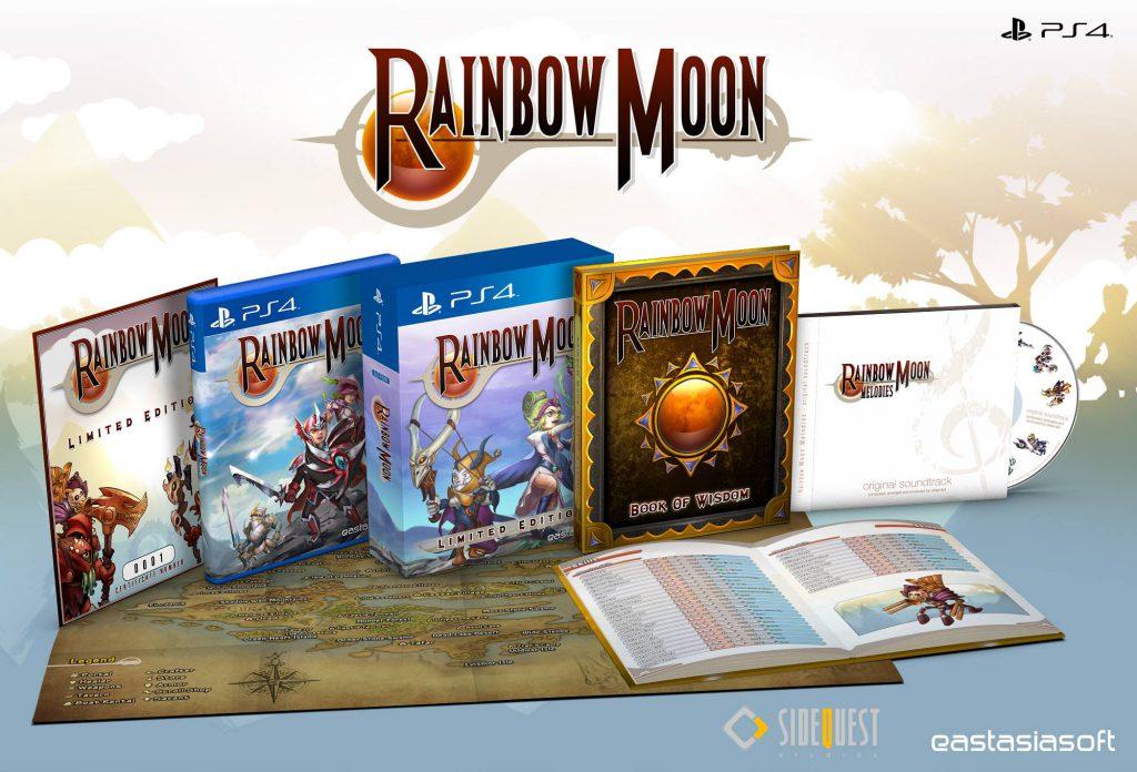 Rainbow Moon Limited Edition PS4