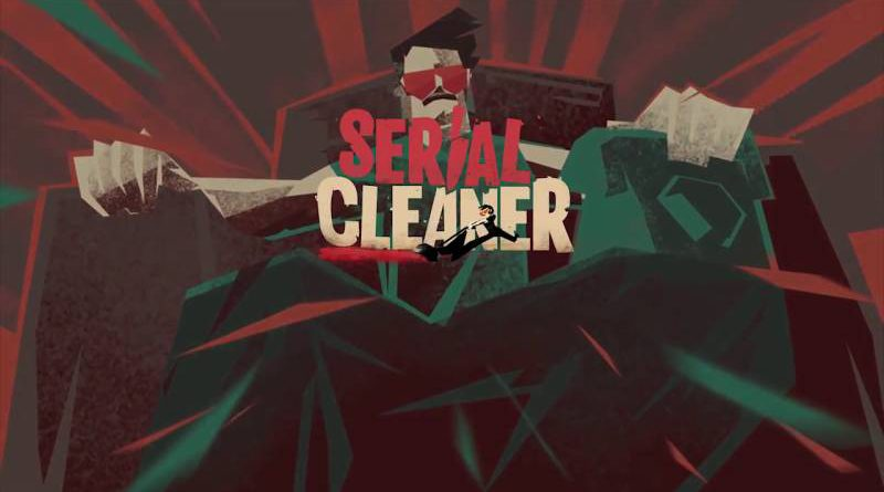 Serial Cleaner Nintendo Switch