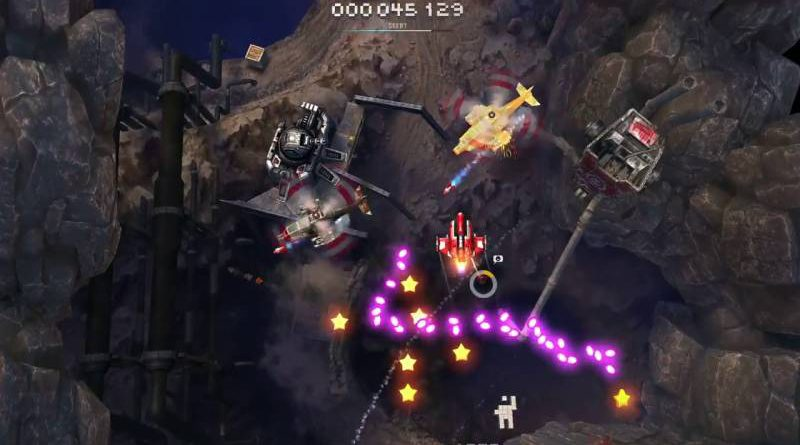 Sky Force Reloaded Nintendo Switch