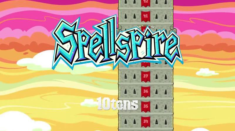 Spellspire Nintendo Switch