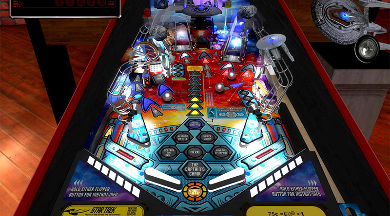 Stern Pinball Arcade Nintendo Switch