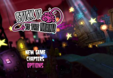 Stick It To The Man! Out Now On Nintendo Switch