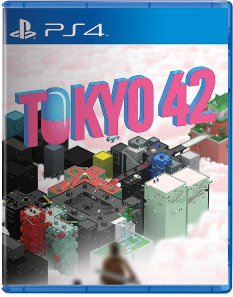 Tokyo 42 PS4