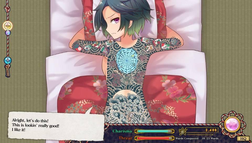 Tokyo Tattoo Girls PS Vita
