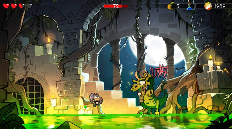 Wonder Boy: The Dragon's Trap Nintendo Switch PS4