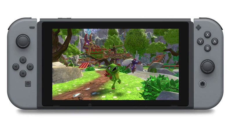 Yooka-Laylee Nintendo Switch