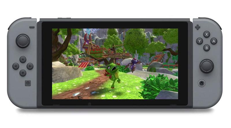 Yooka-Laylee Nintendo Switch