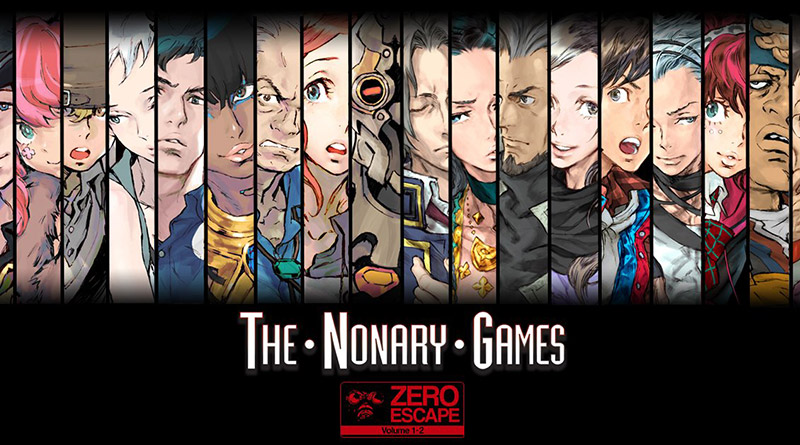 Zero Escape: The Nonary Games PS Vita
