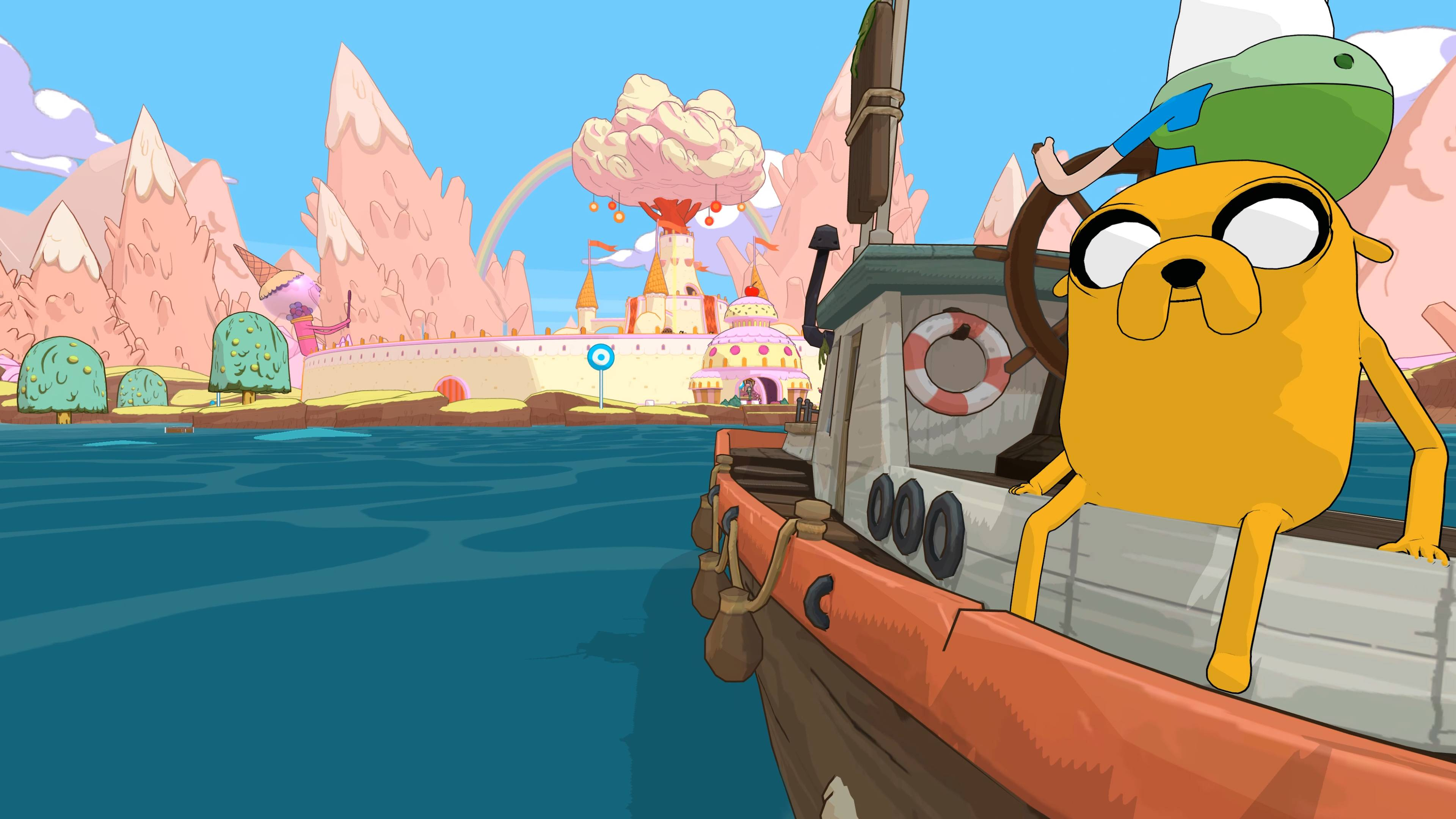 Adventure Time Pirates Of The Enchiridion Coming To