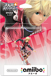 amiibo Super Smash Bros. Series Figure (Shulk) (Re-run)