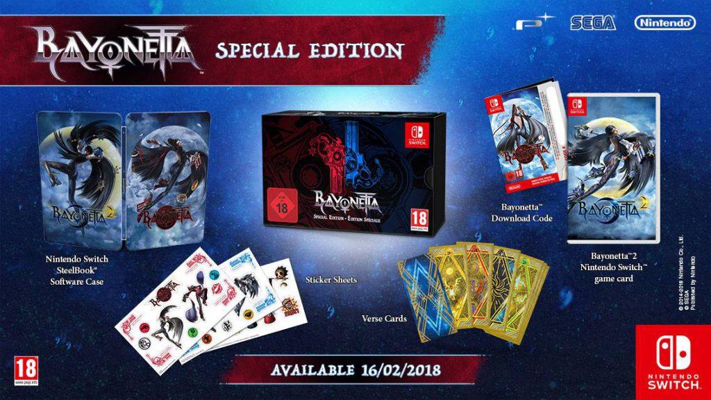 Bayonetta Special Edition