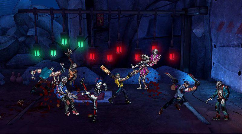 Bloody Zombies Nintendo Switch