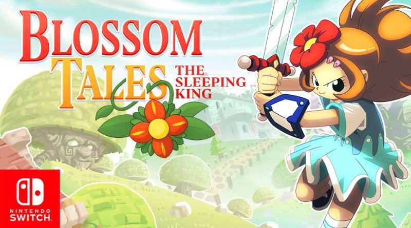 Blossom Tales: The Sleeping King Nintendo Switch