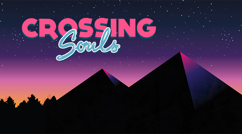 Crossing Souls PS Vita